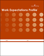 Work Expectations Profile